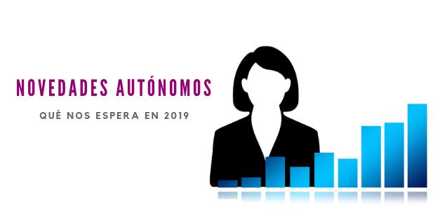 novedades autónomos 2019