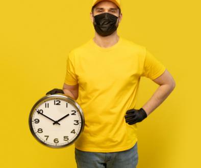 Modificación horario toque de queda